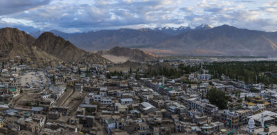 Leh (a view from Leh Palace)